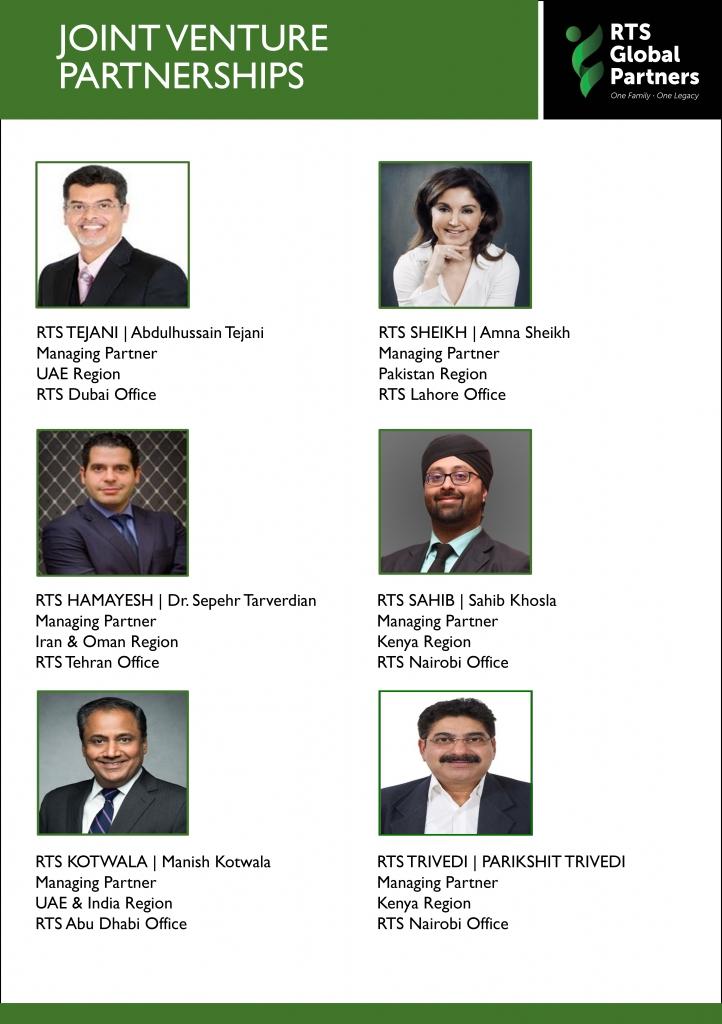 20 - Joint Venture Partnerships