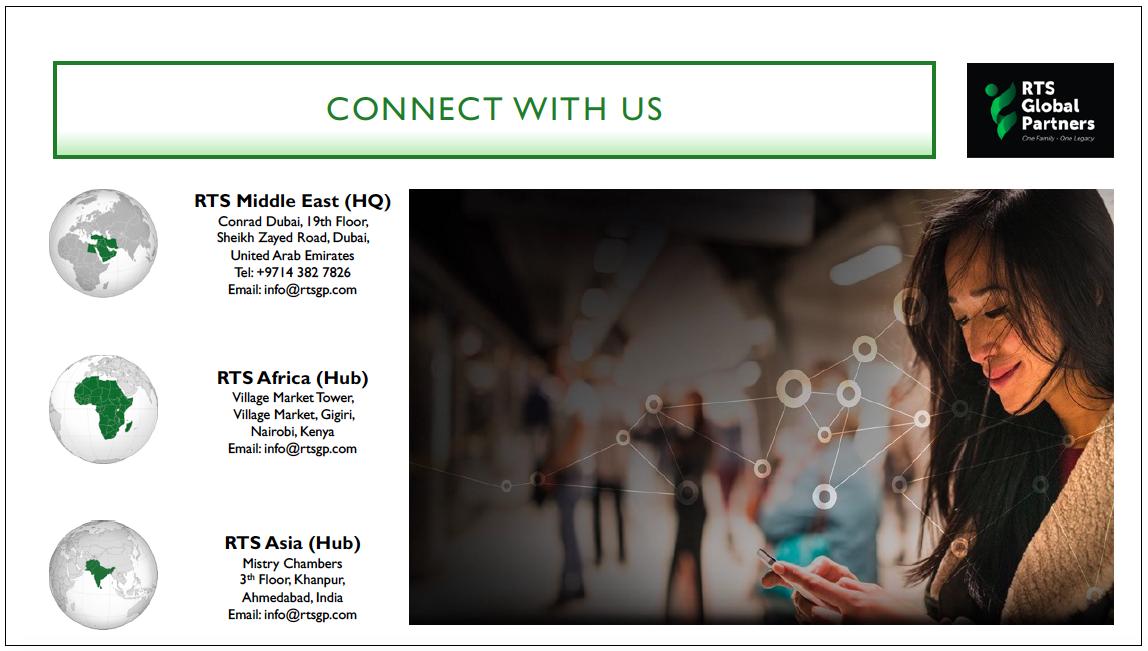 RTS Regional Hubs 2019