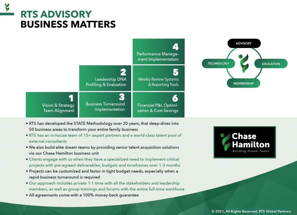10 - RTS Advisory (Business Matters)