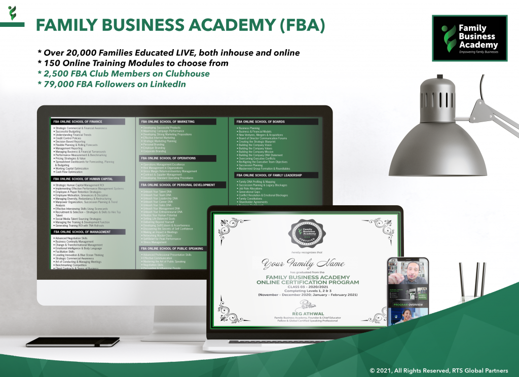 11 - RTS Family Business Academy (FBA)