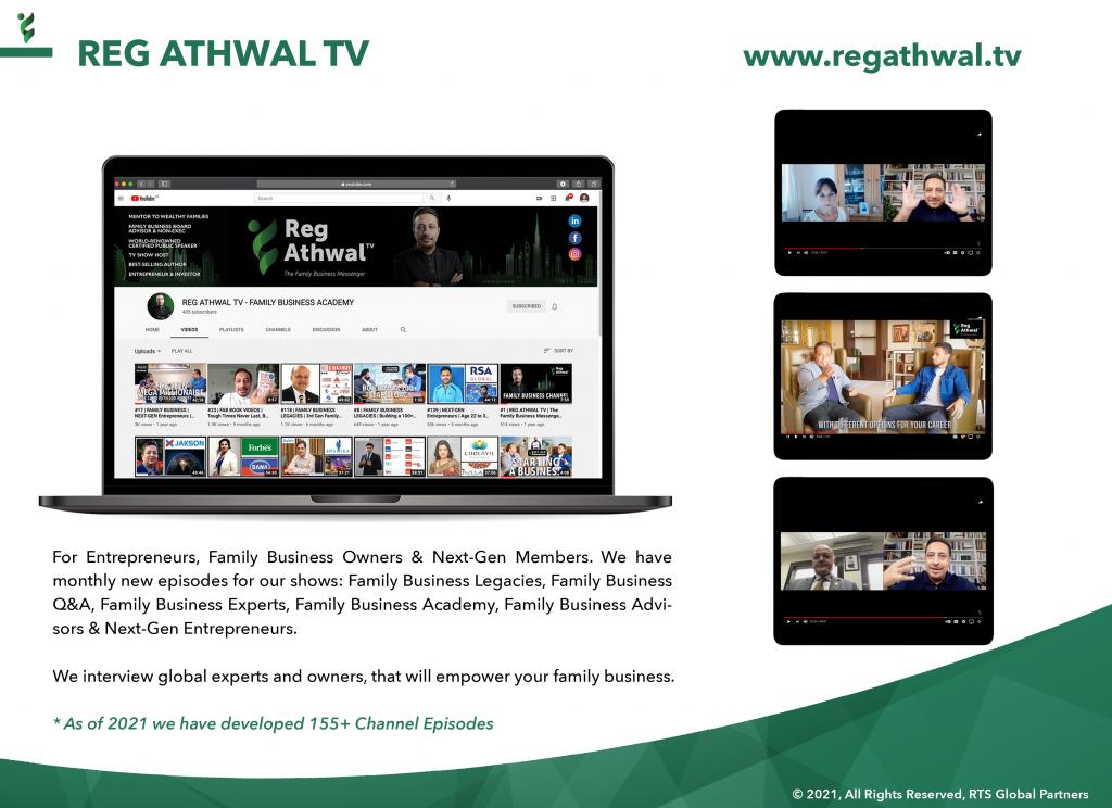 16 - RTS Reg Athwal TV (RA-TV)