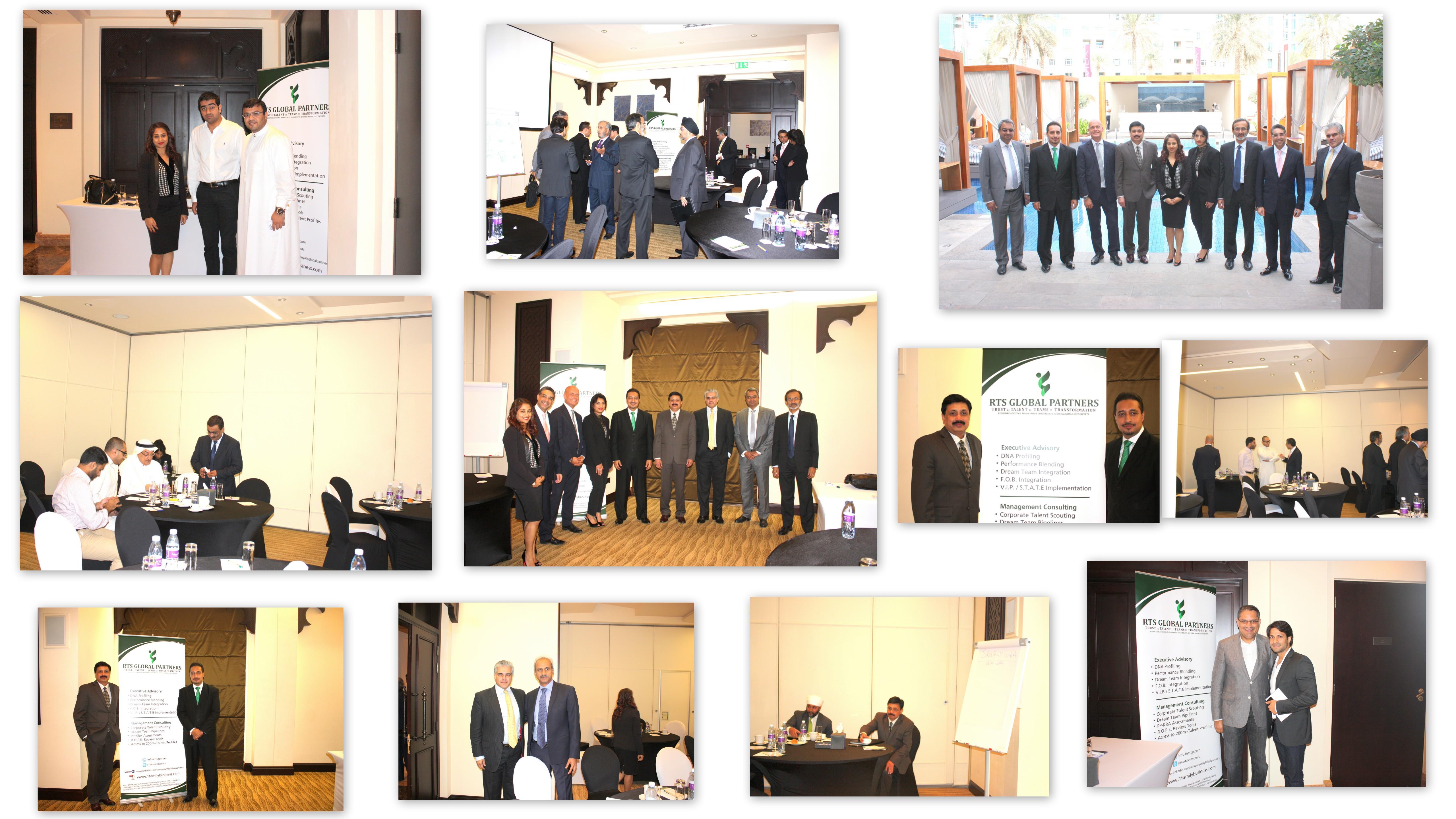 RTS Executive Forum - 17th Nov 2014