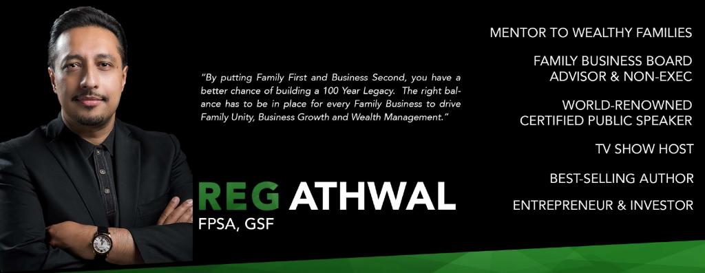 Reg Athwal Bio Banner