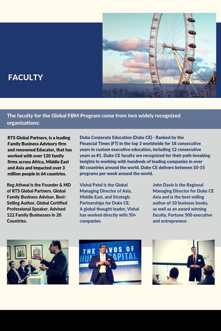 7-Global FBM Program