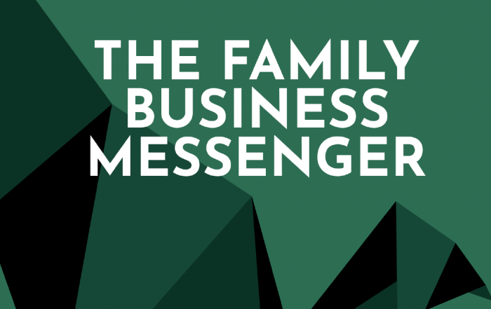 The Family Business Messenger - The Successor - Story1